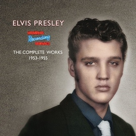 Elvis Presley альбом Memphis Recording Service