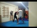 газипаша бокс тренировка VID 20180402 210552