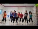 Bubble Gum Let's dance show