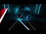 Beat Saber - Уровен - Avicii (custom song) - Эксперт (VR)