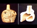 ▂▅▂★ Этот Ацтекский Свисток - Один Из Самых Страшных Звуков, Которые Вы Когда-Либо Слышали