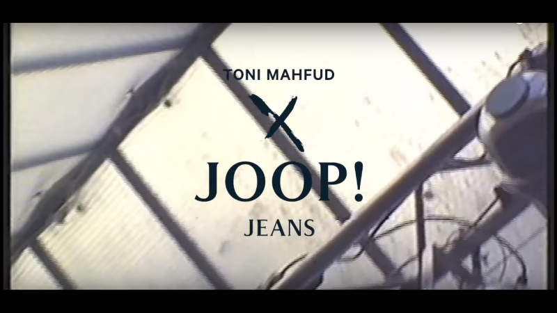 TONI MAHFUD meets JOOP