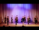 22 03 18 г Благотворительный концерт Мальчики 4 и 3 класса