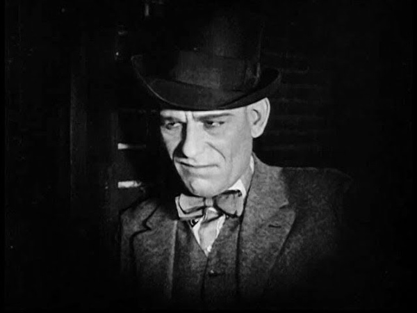 The Wicked Darling (1919) director Tod Browning featuring Lon Chaney
