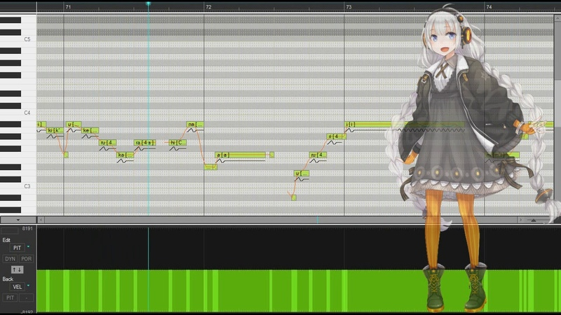 Kizuna Akari Miracle∞Hinacle ミラクル∞ヒナクル VOCALOIDカバー