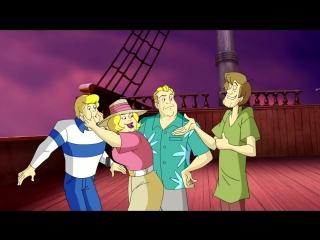 Скуби-Ду! Пираты на борту [720p]