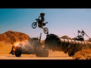 Mad Max Fury Road 2015 - Bikers Attack The Rig 4/10 4K
