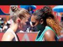 Каролина Плишкова - Серена Уильямс 2019 Australian Open QF
