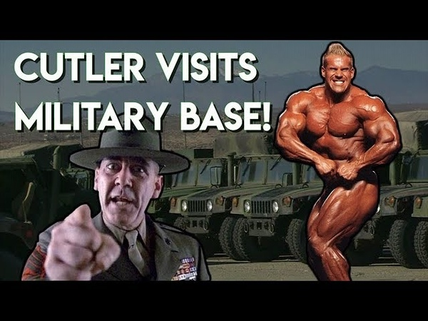 JAY CUTLER VISITS THE USO TROOPS IN KUWAIT FULL SEMINAR