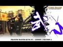 Praying Mantis Kung Fu Tutorial Beng Bu 崩步 : Lesson 1 Section 3
