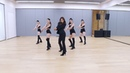 YURI Into You dance practice