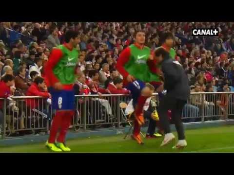 EDD | Futbol desde dentro con el profe Ortega | 04/11/2013 | Atletico | Canal Plus