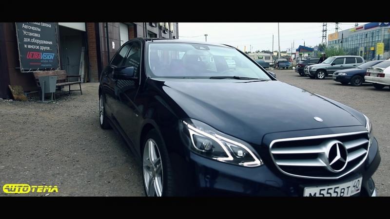 Mercedes Benz хамелион AUTOTEMA Калуга