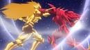 Issei Vs Sairaorg Crimson Dragon Vs Golden Lion Full Fight HighSchool DxD Hero Season 4 AMV