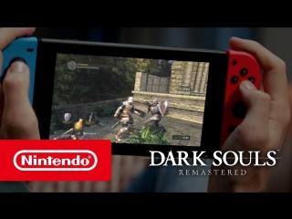 Dark Souls_ Remastered — Храните спокойствие (Nintendo Switch)