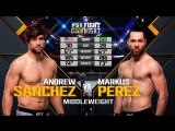 UFC_FN_135 Andrew Sanchez  vs.  Markus Perez