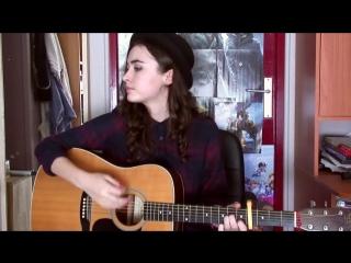 Bring Me the Horizon - Sleepwalking (acoustic guitar cover)