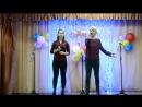Анастасия Бубновская и Алена Осокина ДК Сумино концерт 8 Марта