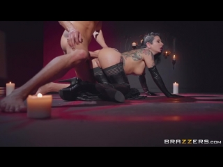 Joanna Angel [Anal, Anal Creampie, Blowjob (POV), Boots, Leather, Medium Tits, Natural Tits, Oil, Outie Pussy, Sex Toys, Thong]