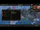Hearts of Iron IV playing multiplayer with friends