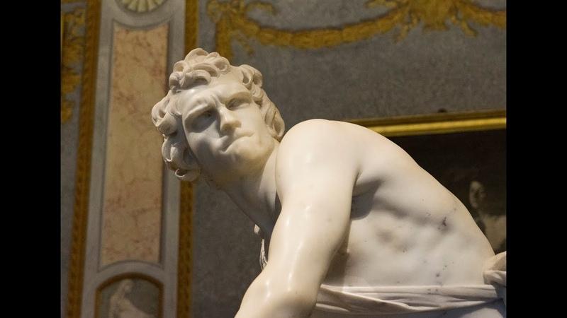 Психология искусства Галерея Боргезе Часть II Art Psychology The Borghese Gallery Part II