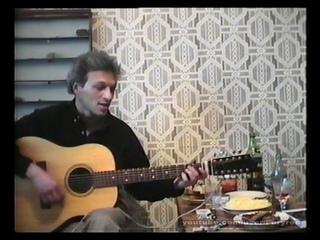 Михаил Нагиев (Сусуманский бард) - Часы - песня - VHS