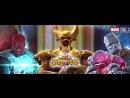 ПРИМКНИ К ЗАГОВОРЩИКАМ Загрузочный экран Marvel Contest of Champions