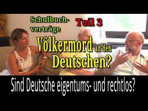 Völkermord an den Deutschen Sind Deutsche eigentums- und rechtlos