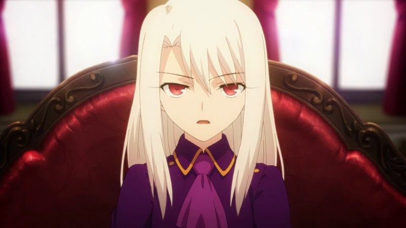 Fate/Stay Night [UBW]: Illya's Past [60FPS] (English Dub)
