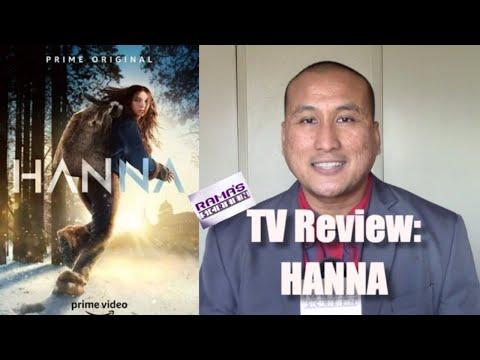 My Review of Amazon 'HANNA' Entire Season 1