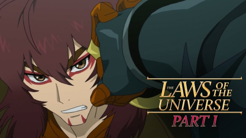The Laws of the Universe-PartⅠ〔Trailer〕90s