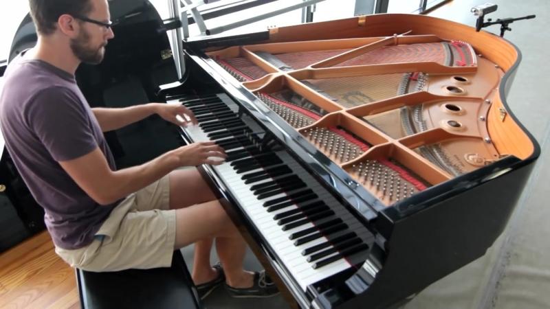 Careless Whisper (piano)