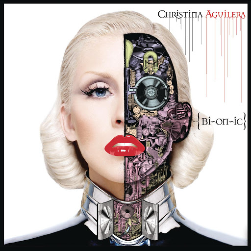 Christina Aguilera альбом Bionic