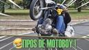 5 TIPOS DE MOTOBOY ! 😂
