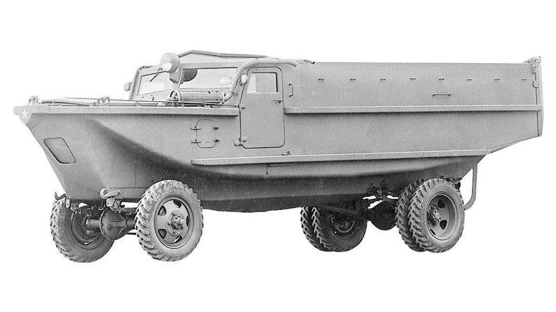 Toyota Su Ki Amphibious 11 1943 08 1944