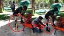 Troll ngu đường phố p16 những pha chơi ngu không đỡ nổi Chinese Jokes