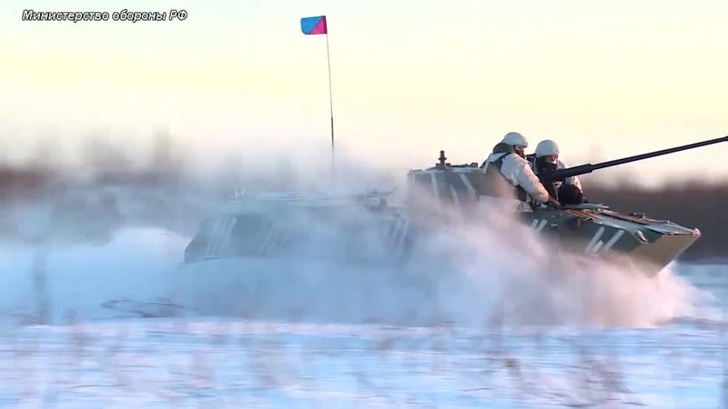 Тульские десантники борются за звание лучшего подразделения