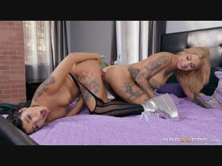 Scared un-straight: bonnie rotten & gina valentina by brazzers 3.02 full hd 1080p #lesbian #roughsex #anal #strap-on #dildo