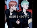 BTS Yoonmin moments Yoongi Jimin ЮнМины моменты Юнги и Чимин pt.1