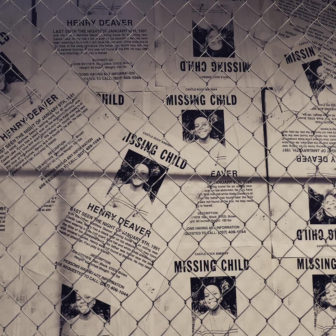 Кадр, отсылающий к исчезновению Дивера в детстве