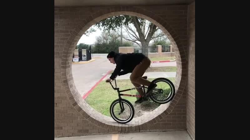 Eli Kravetz BMX
