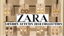 Zara Autumn 2018 | Shopping Haul | Covent Garden | London | Primark