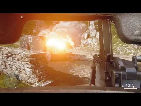 Battlefield 1 (PC, 2016) Миссия 3 Вперёд, Савойя!