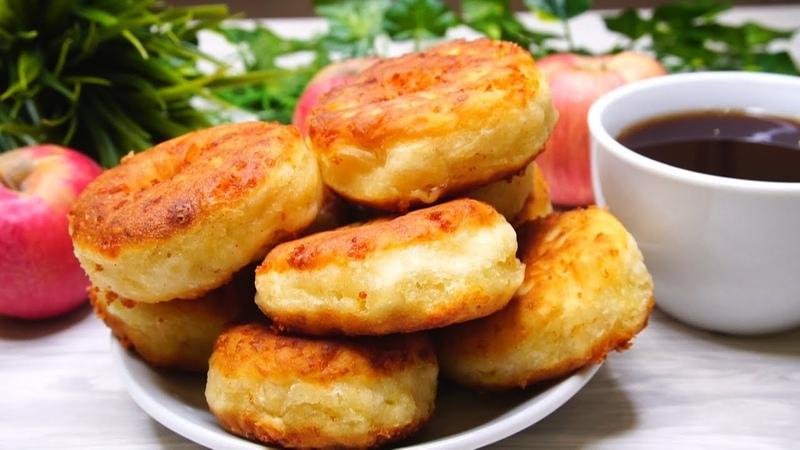 Самый Пышный Завтрак Ну очень вкусно Попробуйте