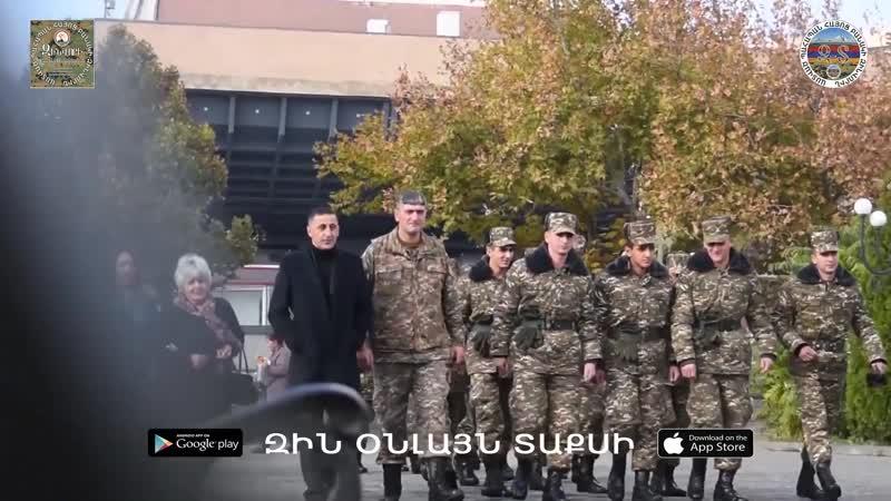 Զինվորի քավոր Մարգարյան