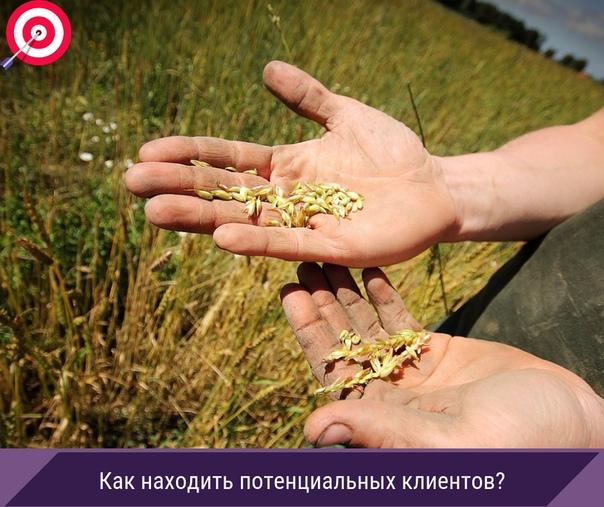 🔎 Как отыскивать зерна среди плевел или как же найти потенциального кл