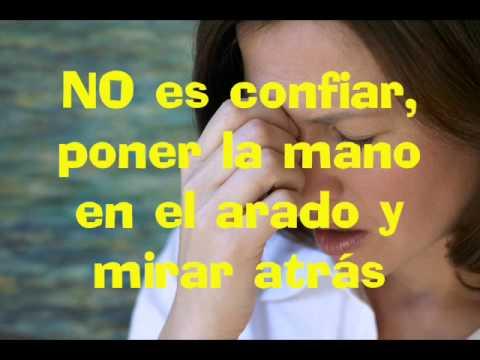 NANCY AMANCIO. Esto es confiar (con letra)