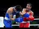Шахрам Гиясов - серебряный призер по боксу, в/к до 69кг. Рио-2016