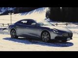 Maserati Quattroporte 2018 - тест-драйв от InfoCar