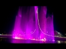 Поющие фонтаны в Олимпийском парке. Красота неописуемая. Часовое световое феерическое шоу.